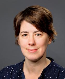 Trish Barker, Associate Director for Strategic Communications